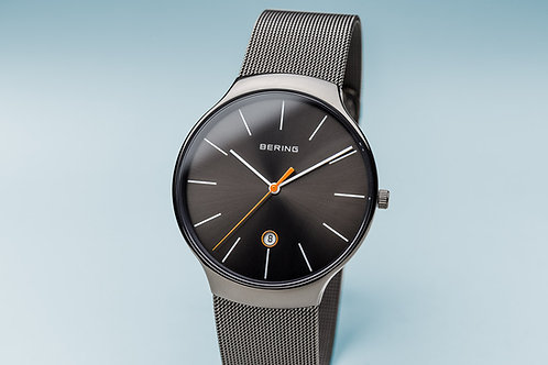 BERING Time Classic Collection Watch with Mesh Band 13338-07