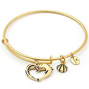 Chrysalis Aphrodite's Heart Expandable Bangle