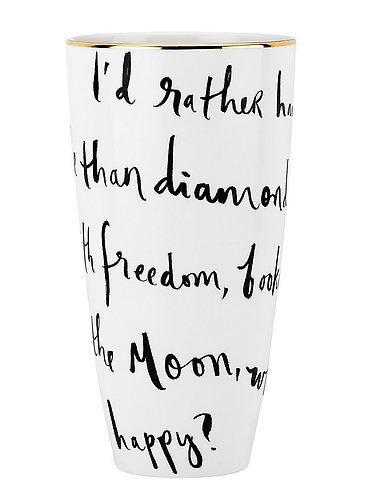 kate spade new york daisy place vase