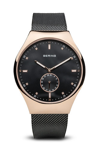 BERING Time 70142-262 Men Smart Traveler Collection Watch with Stainless-Steel S