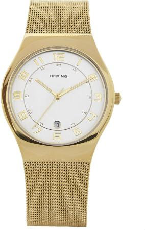 BERING Time 11937-334 Women Classic Collection Watch with Stainless-Steel Strap