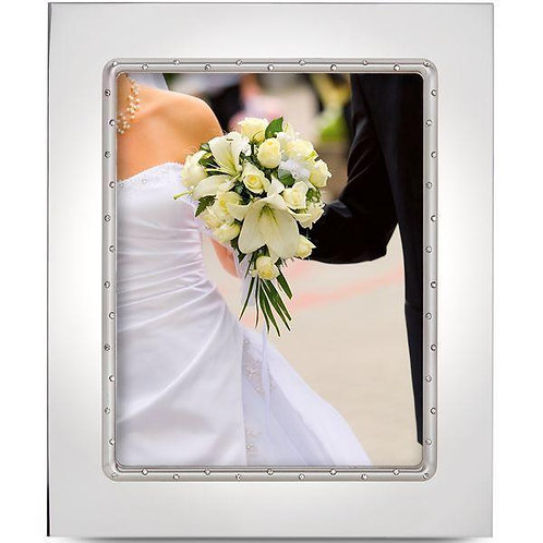 "Lenox Devotion Picture Photo Frame, 8"" x 10"" Style 825521"