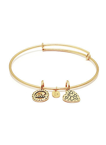Chrysalis Life Joy Expandable Bangle