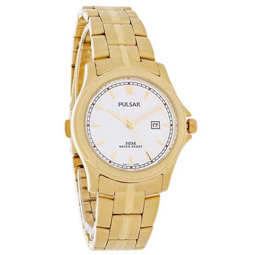 Pulsar Basic Dress Women's Quartz Bracelet Watch PXT818X