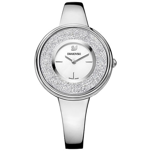 Swarovski Crystalline Pure Watch, Metal, Silver Tone