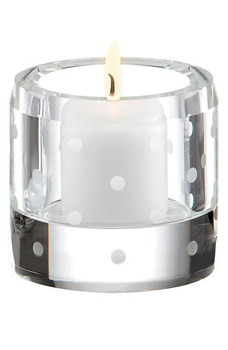 kate spade new york 'larabee dot' votive candle holder