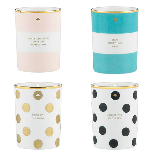 kate spade new york scented candle