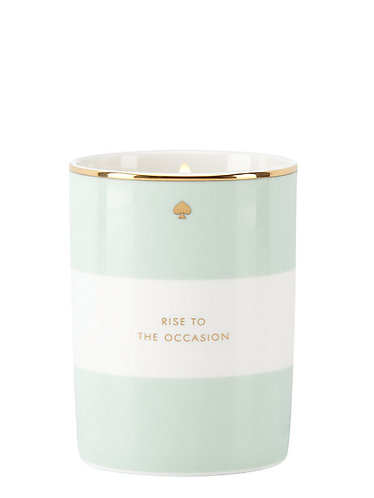 "kate spade new york ""rise to the occasion"" candle"