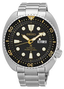 Seiko SRP775 Automatic Diver Stainless Steel 45mm Day/Date Watch