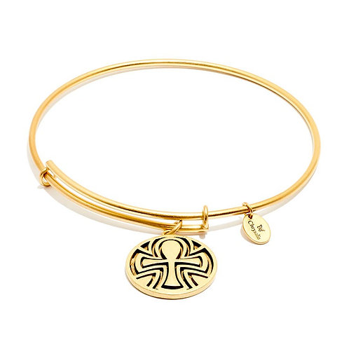 Chrysalis Ankh Expandable Bangle