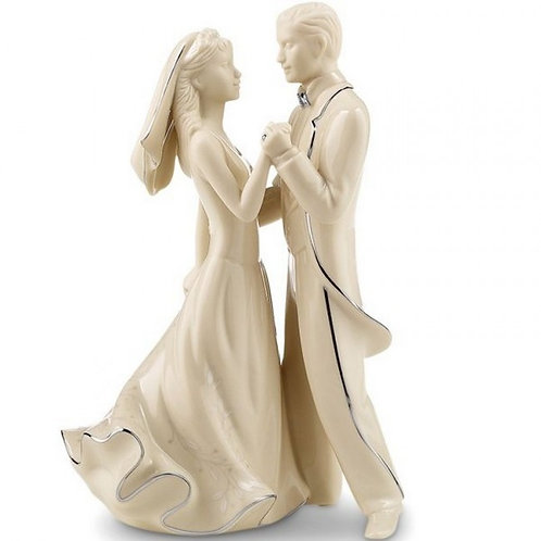 Lenox® Wedding Promises® First Dance China Cake Topper 6090054