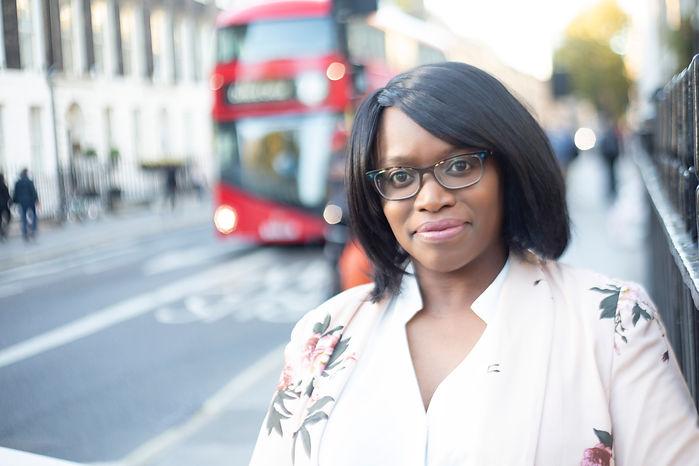 Shola Adegoroye, Director of Reach Up Consultancy