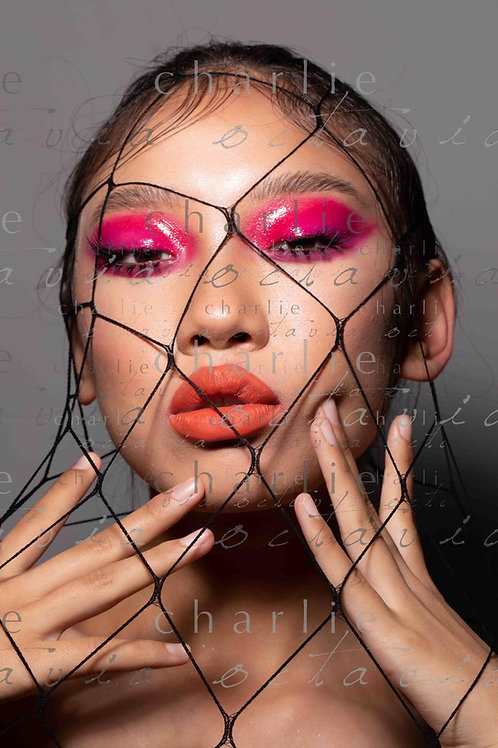 Rosalie pink 1