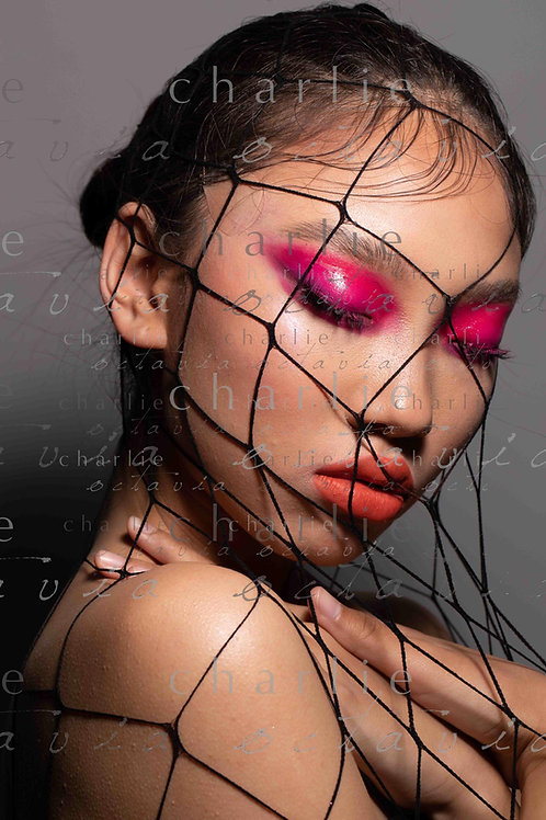 Rosalie pink 3
