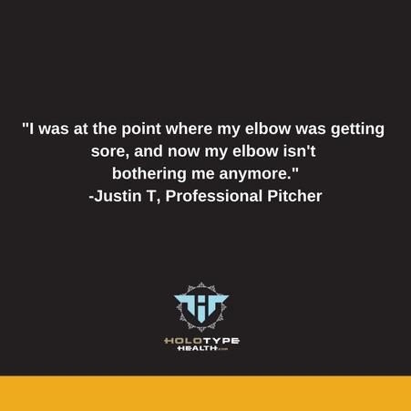 Justin T. Testimonial