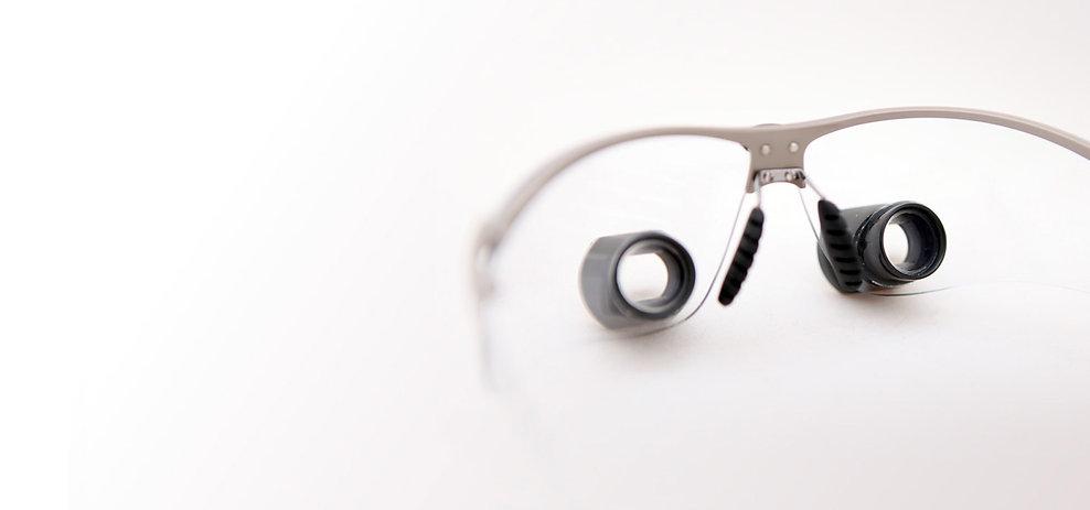 loupes binoculaires x2.5 Q-optics