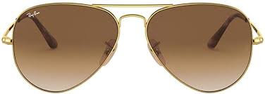 RAY BAN RB3689 GOLD