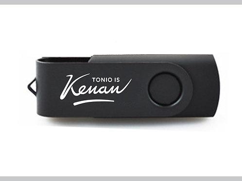 EP sur clé USB Tonio is Kenan