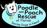 Poodle & Pooch Rescue logo.png