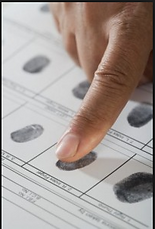 Your fingerprints are required for a Florida Real Estate License