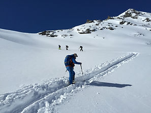 Randonnée ski