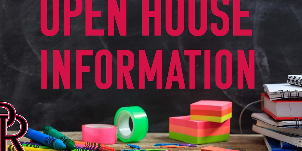 Open House & Information Meetings