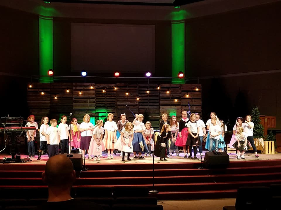 NWA Homeschool Choir