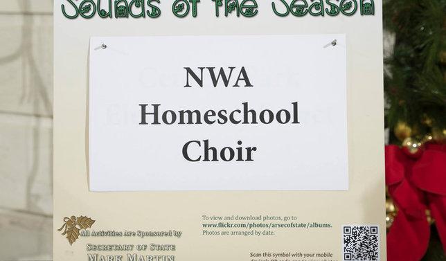 NWA Homeschool Choir