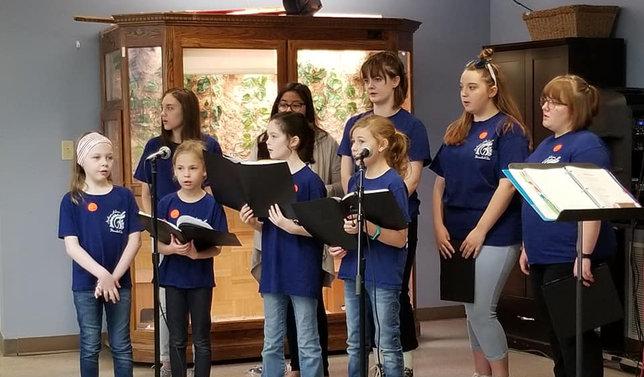 NWA Homeschool Vocal Ensembles