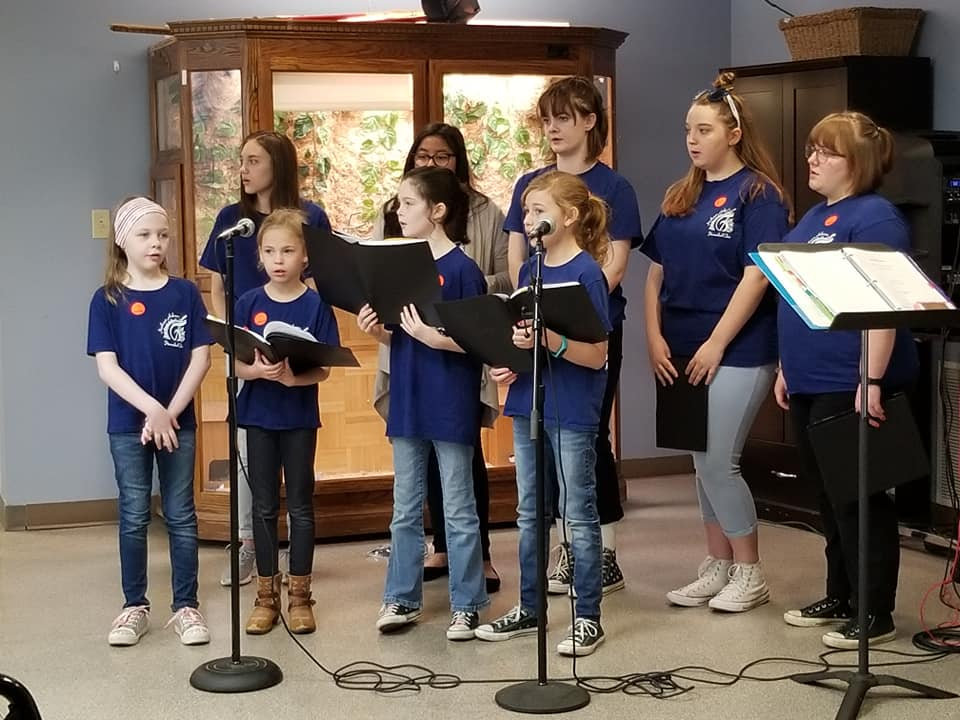 NWA Homeschool Vocal Ensembles