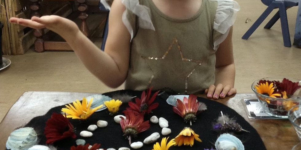 Gardens, Seeds, Butterflies & More! Mini Camp for ages 4-7 (ish)