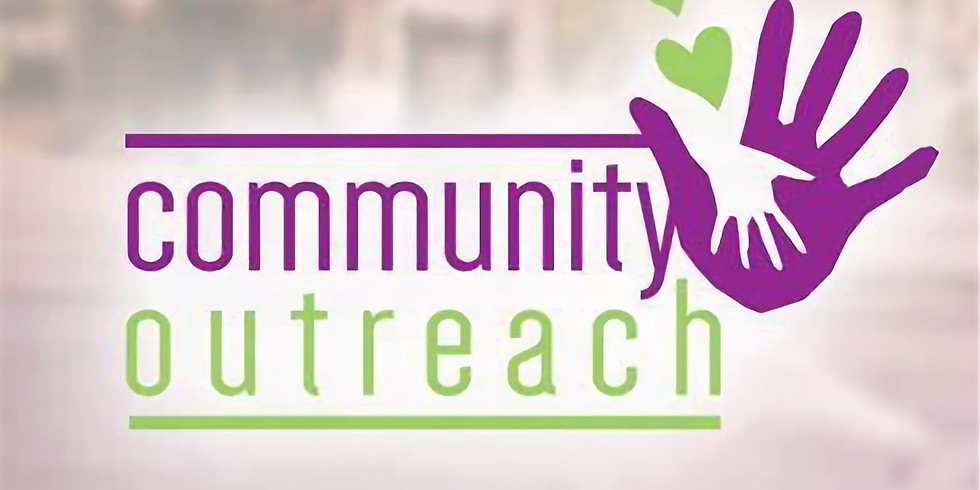 Community Service Day and Christmas Potluck/Party
