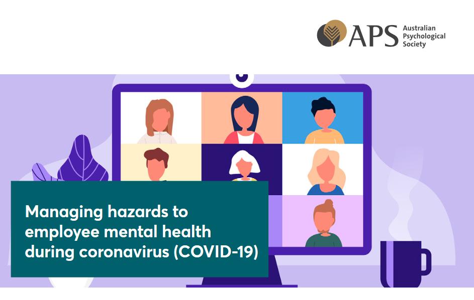 managing hazards to employee mental heal