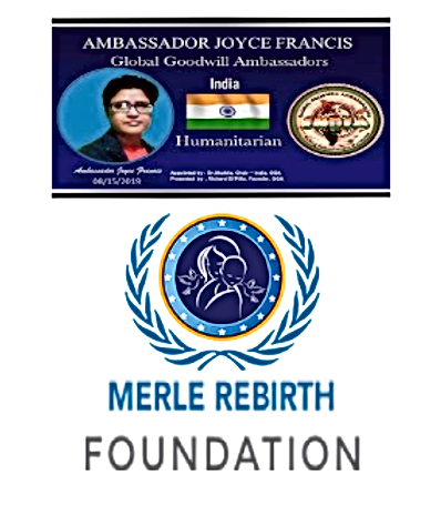 Joyce Francis Merle Rebirth Foundation -