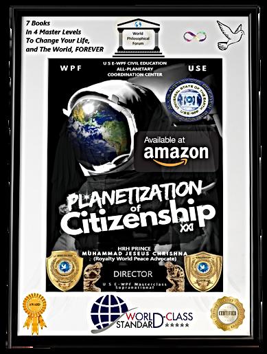 Planetization of Citizenship on AMAZON