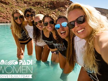 PADI Women's Dive Day - 2017