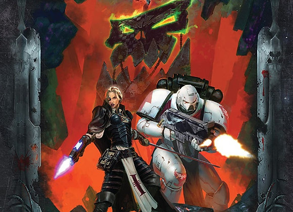 Warhammer 40K Wrath & Glory RPG: Starter Set