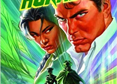 Graphic Novel: Green Hornet Vol 1