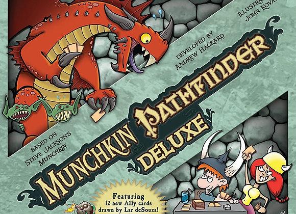 Munchkin: Munchkin Pathfinder Deluxe