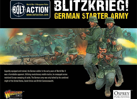 Blitzkrieg German Army