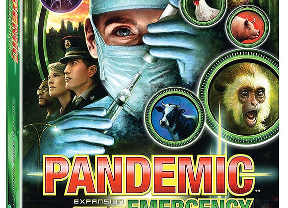 Pandemic: State of Emergency Expansion