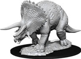 Dungeons & Dragons Nolzur`s Marvelous Unpainted Miniatures: W7 Triceratops