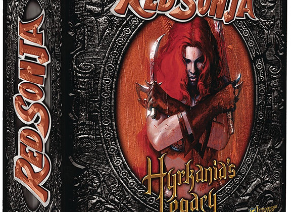 Red Sonja: Hyrkanias Legacy Board Game