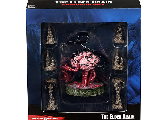 Elder Brain & Stalagmites