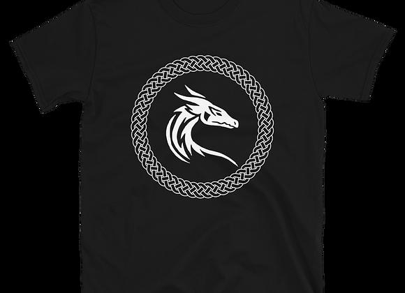 Celtic Dragon Short-Sleeve Unisex T-Shirt