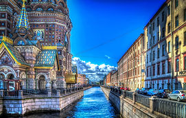 1-day shore group excursion in St Petersburg (visa-free)