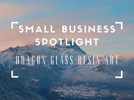 SBS: Dragon Glass Resin Art
