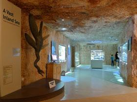 Umoona Opal Mine & Museum
