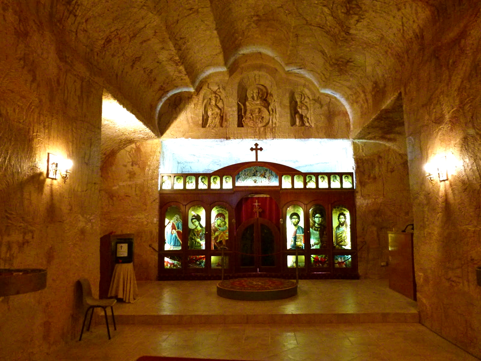 Underground Churches