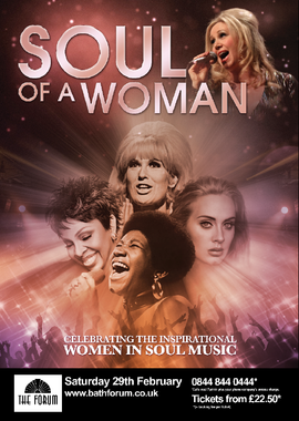 Poster, Soul of a Woman